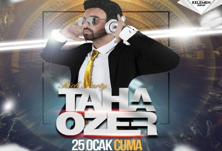 Mersin Taha Ozer Rich Party
